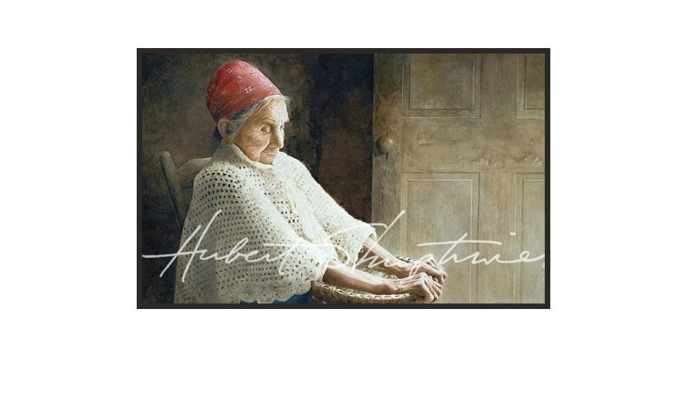 Maggie Wachacha: a portrait by Hubert Shuptrine