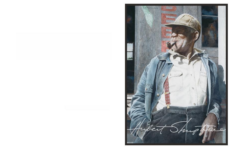 Williams: a portrait by Hubert Shuptrine